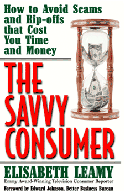 Elisabeth Leamy, Host of Easy Money, is the author of The Savvy Consumer, about how to make more and save more.